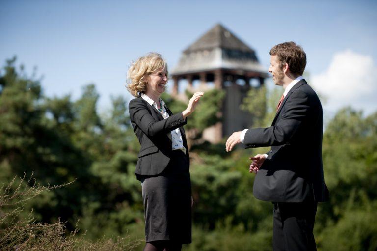Übergabe/ Abgabe eines Unternehmen/ Firma kann Konfliktbehaftet sein