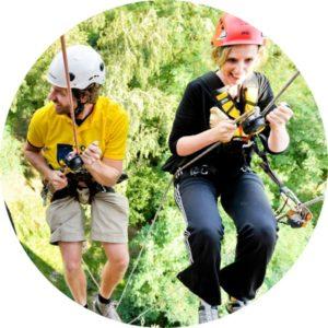Klettern - Team Entwicklung