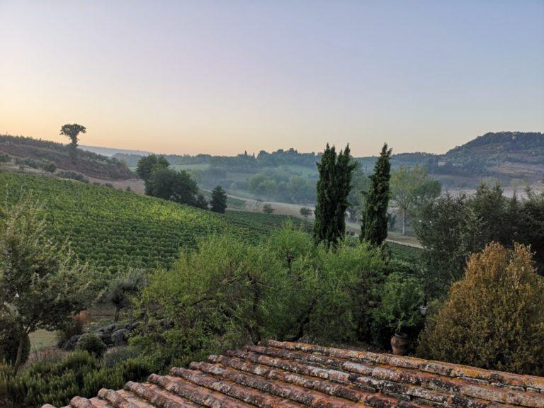 Erfahrungsbericht Leadership Coaching Reise Toskana